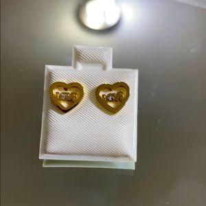 Arete de corazón